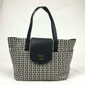 TOMMY HILFIGER CLASSIC TOTE PURSE